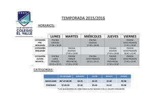 HORARIOS y categorías CLUB NATACION 2015-2016-page-001